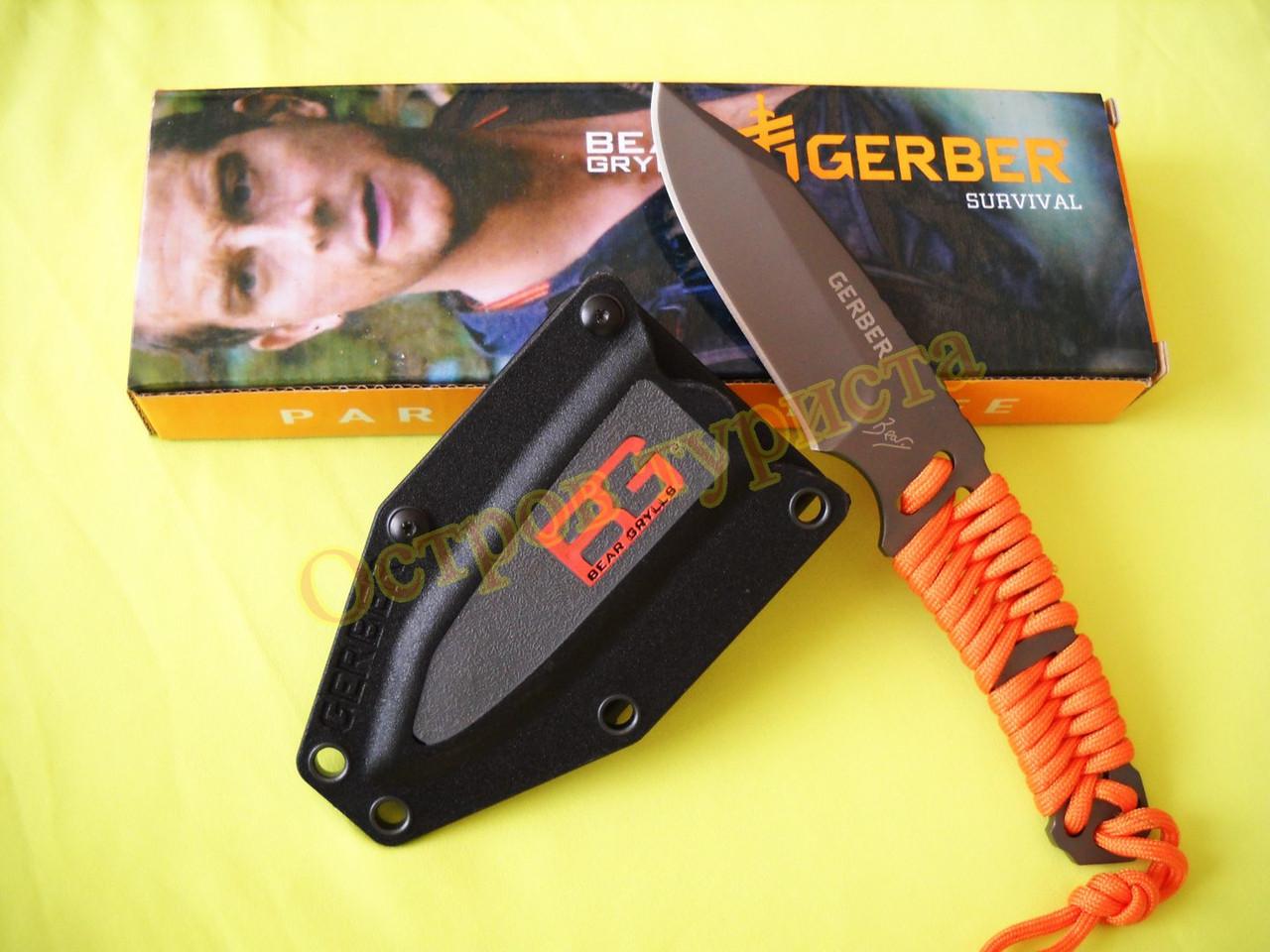 Нож Gerber Survival Paracord Knife с ножнами