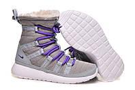 Сапоги женские зимние Nike Roshe Run Snow Boots / NR-WNTR-321