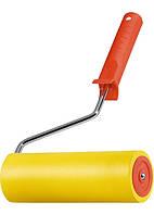Валик притискний гумовий з ручкою, 150 мм, D ручки - 6 мм MTX 810159