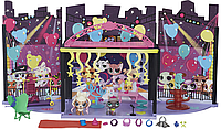 Littlest Pet Shop Игровой набор За кулисами от Hasbro