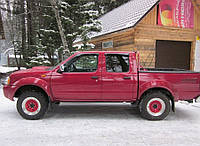 Дефлекторы боковых стекол Nissan NP300 (D22) 2008/Frontier (D22) 2001-2005/Navara (D22) 2001-2005 (Ниссан НП30