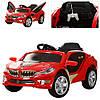 Детский электромобиль M 2701 ELR-3: 27Mhz, 12V, 50W, Эко-кожа, EVA - КРАСНЫЙ - купить оптом