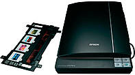 Сканер Epson Perfection V370 Photo (B11B207313) Black / планшетный / CCD / USB 2.0 / 4800x9600 dpi /
