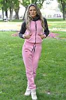 Подростковый спортивный костюм Зима(трехнитка)