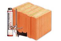 Поротерм (Porotherm) 38 T Dryfix, фото 1