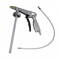 Пневматичний пістолет під гравітекс InterTool з гнучким шлангом 500мм