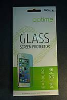 Защитное стекло для Doogee X3 закаленное 0.3mm 2.5D 9H