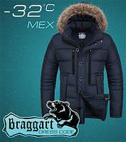 Мужская стильная куртка Braggart на каждый день