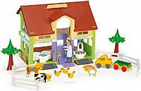 Детский домик ветеринара