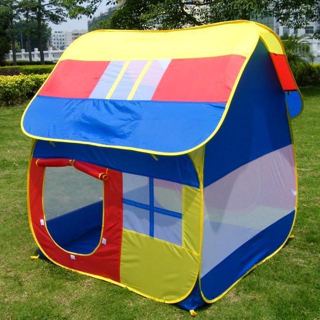 Палатки, дома детские игровые
