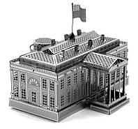 Сборная металлическая 3D модель Белого Дома