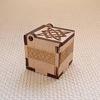 Подарочная коробочка Квадрат Сварога
