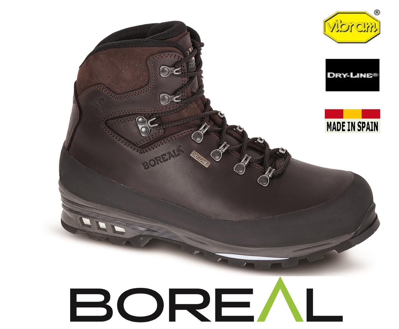 Ботинки для треккинга Boreal Zanskar Full-Grain.