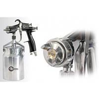 Фарборозпилювач InterTool HP PROF з нижнім металевим бачком (d-1,8мм,V-1000мл,Р-до 7бар)