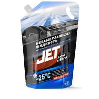 Жидкость для омывания стекол автомобиля JET 100 Ultra -25С