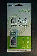 Защитное стекло для Huawei Ascend Y625 закаленное 0.3mm 2.5D 9H