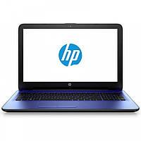 """HP Pavilion 15-ac600ur Noble Blue (T8T37EA) 15.6"""" глянцевый/Intel Celeron N3050 1.6GHz/4Gb/500Gb/Int"""