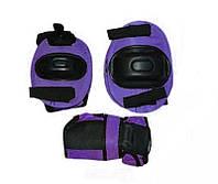 Защита спорт. наколен., налокот., перчатки детс.ЕТ-1034 (р.3-7лет)