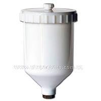 Бачок для фарборозпилювача BEZAN® 600мл (мод. 02-085)
