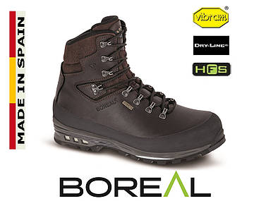 Ботинки треккинговые Boreal Kovach Full-Grain.