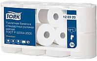 Tork туалетная бумага в стандартных рулонах мягкая (T4)