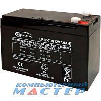 Аккумулятор ИБП 12B 7Ah Gemix LP12-7.0 / 151*65*94мм