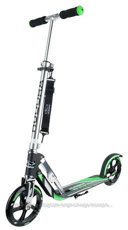 Самокат HUDORA Big Wheel RX-Pro 205 green