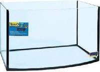 Аквариум овальный под крышку Пао-50 на 55л стекло 4мм (50*30*40)