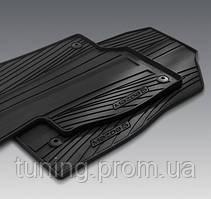 Коврики резиновые для Mazda 6 1014