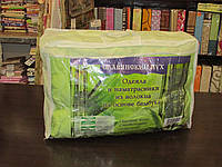 "Одеяло ""БАМБУК"" 142*205 сатин  в сумке пвх"