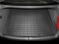 Коврик багажника чёрный Audi A4 2007-on