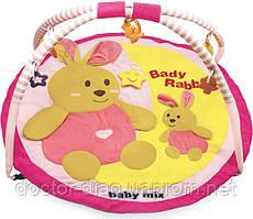 Alexis Коврик развивающий Alexis Babymix Кролики TK/3168C