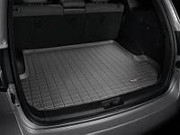 Коврик багажника чёрный Hyundai Santa Fe 2012-on