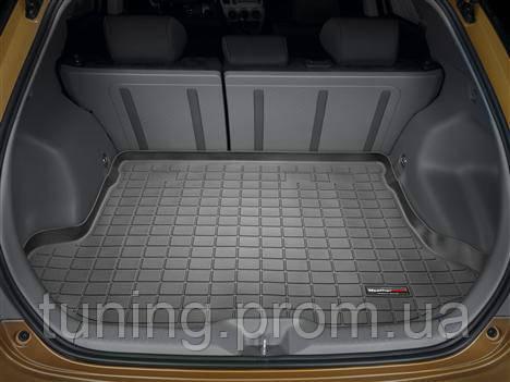 Коврик багажника чёрный Toyota Matrix 2009-on