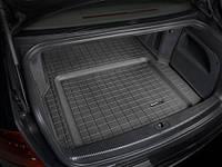 Коврик багажника чёрный Audi A8 2010-on