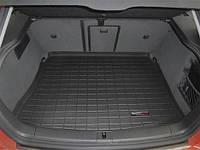Коврик багажника Weathertech черный Audi A3 2006-2013