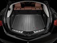 Коврик багажника чёрный Acura ZDX 2010-2013