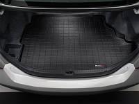 Коврик багажника чёрный Weathertech Volkswagen Beetle 2014-on
