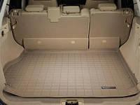 Коврик багажника бежевый Range Rover Sport 2010-2013