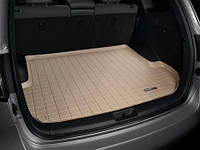 Коврик багажника бежевый Hyundai Santa Fe 2012-on