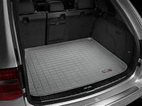Коврик багажника серый Volkswagen Touareg 2010-2013