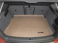 Коврик багажника Weathertech бежевый Audi A3 2006-2013