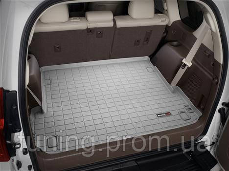Коврик багажника серый Lexus GX460 2010-2013