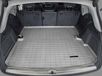 Коврик багажника серый Audi Q7 2011-2012