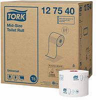 Туалетная бумага Tork Universal, 1 слой, Mide-size