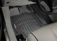 Килимки салону 1 ряд з бортами чорні Toyota Venza 2008-2012