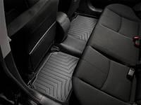 Коврики салона 2 ряд с бортами чёрные Mazda 6 2007-2013