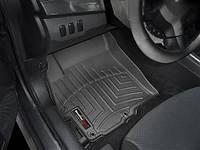 Коврики салона 1 ряд с бортами Mitsubishi Lancer X 2007-2013