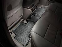 Коврики салона 2 ряд с бортами чёрные Acura ZDX 2010-on