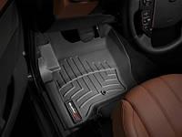 Коврики салона 1 ряд с бортами чёрные Range Rover Sport 2010-2013